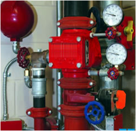 Champion Fire Wet Sprinkler Systems