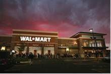 Retail Fire Sprinkler Systems and Fire Alarm Systems - Walmart