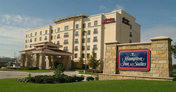 Hotel Fire Sprinkler Systems – Hampton Inn & Suites, Frisco TX
