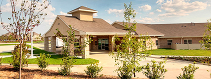 Senior Living Fire Sprinkler Systems - Remarkable Healthcare of Prestonwood, CarrolltonTX